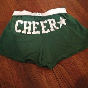 Cheerleading shorts mint condition