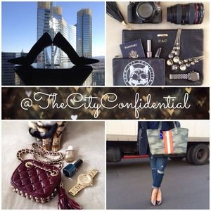 The City Confidential Other - Follow my adventures on IG @TheCityConfidential