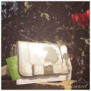 Kate Spade Bags - 🔱PM_Editor Pick🔱Kate Spade Primrose Hill Gold