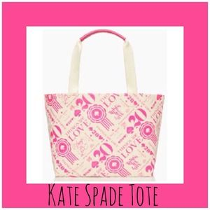  Authentic Kate Spade Tote Bag