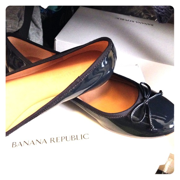 Banana Republic Shoes - BR: ballet shoes