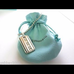 Tiffany & Co. Jewelry - 💯AUTHENTIC TIFFANY & CO Atlas pendant