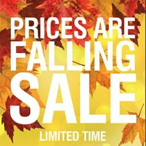 ⬇FALLING SALE⬇PRICES REDUCE⬇