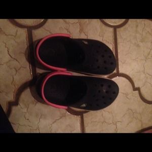 Other - Toddler girls size 10/11 Authentic Crocs
