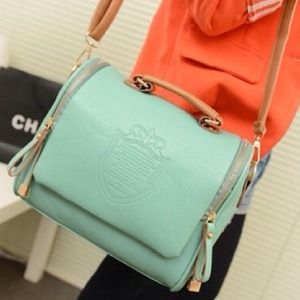 HP The DARLING bag - MINT GREEN