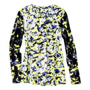 Peter Pilotto for Target longsleeve jersey top