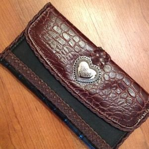 NWOT Brighton-like Wallet
