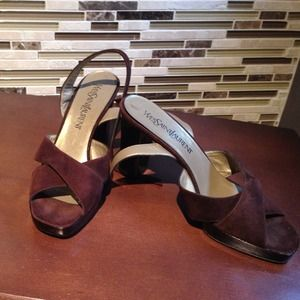 Yves Saint Laurent Sandal