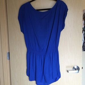 H&M Tops - H&M blue tunic top