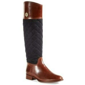 [SOLDD] Tory burch riding boots sz 6.5