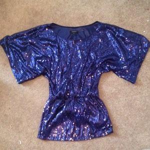 Nasty Gal Sequin Dress