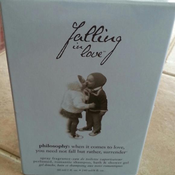 Philosophy Gift Box Set NWOT