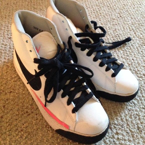 Nike Shoes | Rare Blazers Size 65y