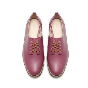 Zara Shoes - Zara British oxford blucher flats(7.5-9)