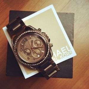 HP🎉 Michael Kors Blair Glitz watch