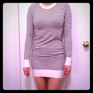 American Apparel stripe dress