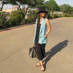 H&M Pants - H&M black romper