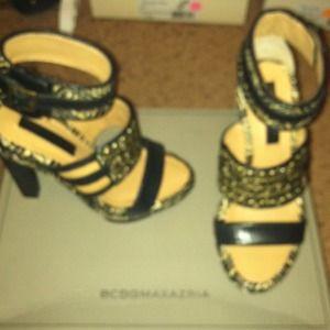 Bcbgmaxazria Sandals Brand new