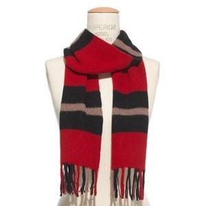 ⏰48 HR Madewell Perfectly Shrunken Stripped Scarf
