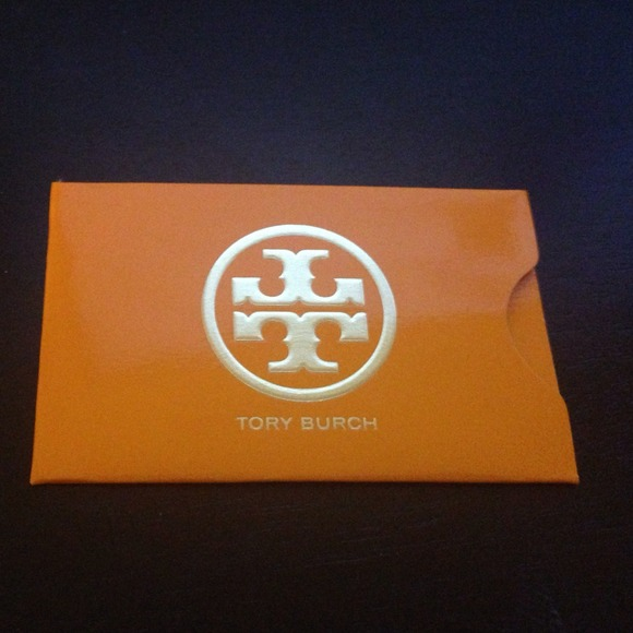 Tory Burch - Tory Burch gift card holder from Jenna's closet on ...