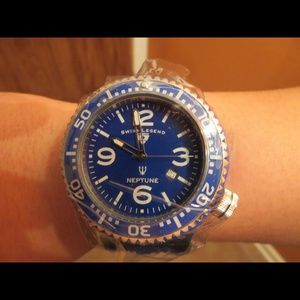 Swiss Legend Accessories - Swiss Legend Neptune Watch