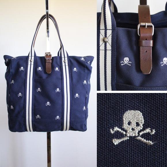 39347c137b6 Ralph Lauren Rugby Brand Canvas Messenger Bag   Taraba Home Review