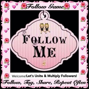 Welcome to my FG! TY for each share, tag, follow😘