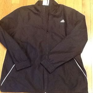 Adidas jacket size XL.  Great condition