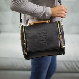 HP The DARLING bag - BLACK