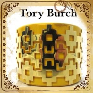 Tory Burch Jewelry - HOST PICK 3/10 Authentic Tory Burch Cuff Bracelet