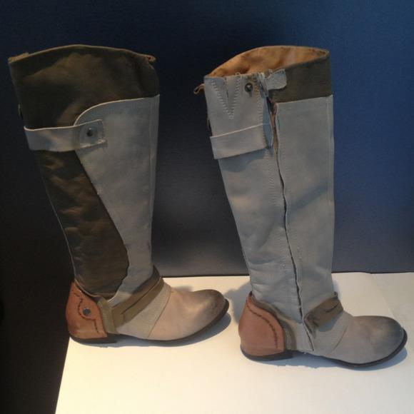 Kelsi Dagger Shoes Jayna Riding Boots Poshmark