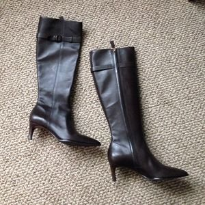 Brown Ralph Lauren Boots. Never worn!!!