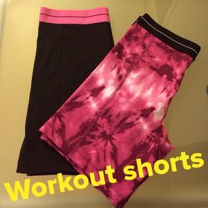 Danskin Now Other - 2 Danskin Now fitted workout shorts
