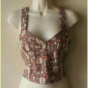 Lucca Couture Tops - NWT Crop top