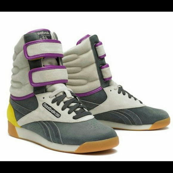 reebok crossfit shoes high top. reebok shoes - sale △ nib velcro high tops karmaloop 7.5 crossfit top .