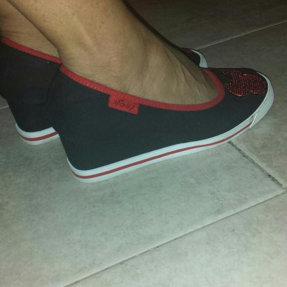 d6679f4d4e646 M 530988175d5f4e22fe106c87. Other Shoes you may like. Qupid rattan black  wedges 9