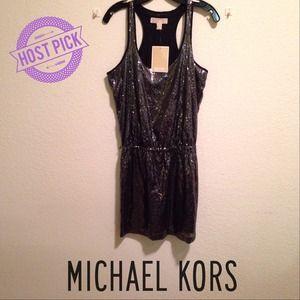 Michael Kors Dresses & Skirts - Michael Kors Sequin Dress