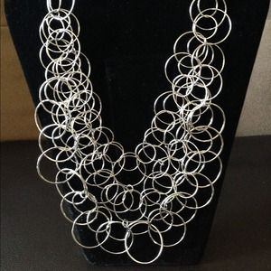 All things Rings necklace!