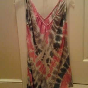 Tops - Price Reduced!Size M sleeveless v neck long top