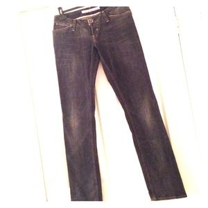 FINAL SALE🇮🇹Low Rise Straight Leg Italian Jeans!