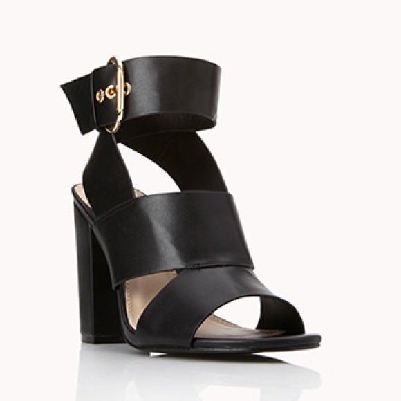 65ca6455c24f5 Forever 21 Must-Have Strappy Sandals