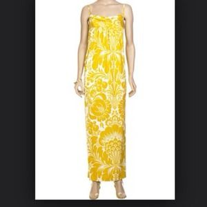 Diane von Furstenberg Dresses & Skirts - ⚡️SALE⚡️DVF yellow maxi with pockets!