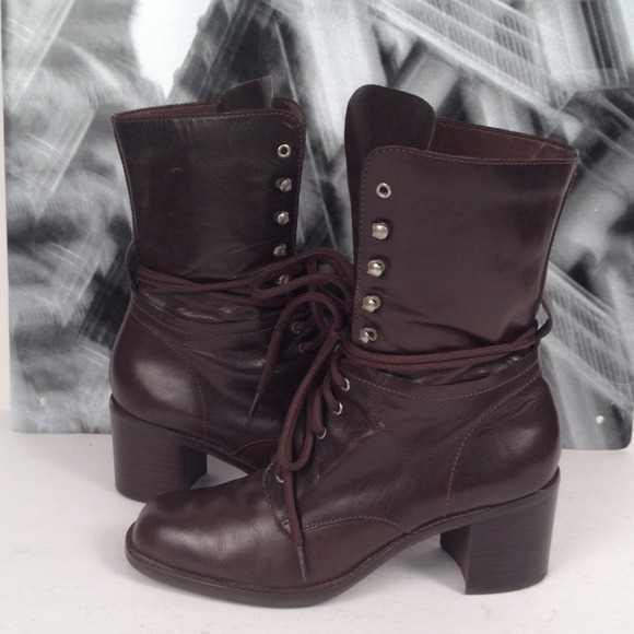 73% off Nine West Boots - ✂️REDUCED✂️Nine West Genuine Leather ...