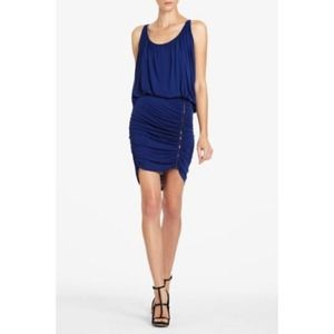 💖BCBG DORIS Cocktail dress in royal blue NWT💖