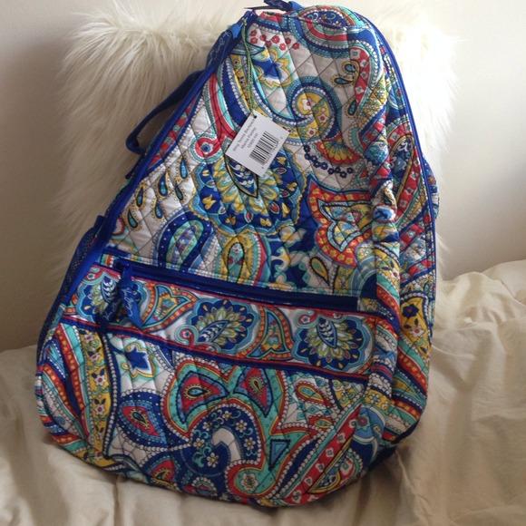 700da4a0d4 Vera Bradley Sling Tennis Bag