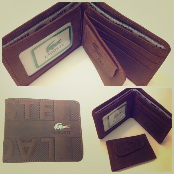 127926fd8 Lacoste Other - Men s Lacoste wallet