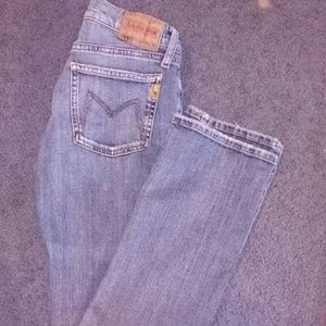 meltin pot Denim - Straight denim jeans old wash