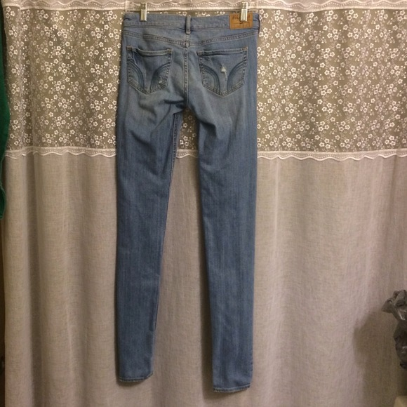 61% off Hollister Pants - Hollister Jeans for sale size 3 ...