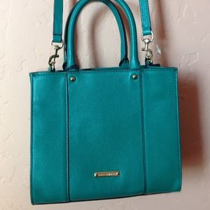 Rebecca Minkoff Handbags - REDUCED BNWT Rebecca Minkoff Mab Tote Mini bag