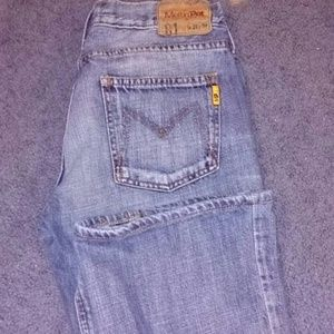 meltin pot Denim - Bootcut denim jeans inseam 32